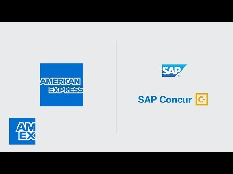 American Express And SAP® Concur® Partnership Video | American Express