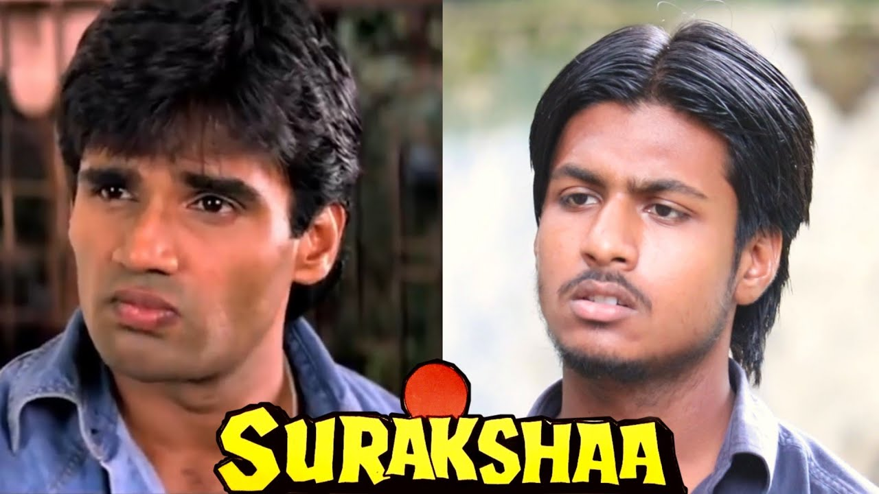 Surakshaa (1995) | Sunil shetty | surakshaa movie best scene | Sunil shetty dialogue | 2 Mental | 2M