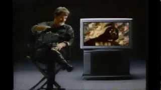 パナソニック ハイビジョンシステム CM 1993年 ジョージ・ルーカス ハイビジョン 検索動画 17