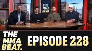 The MMA Beat Live - May 23, 2019