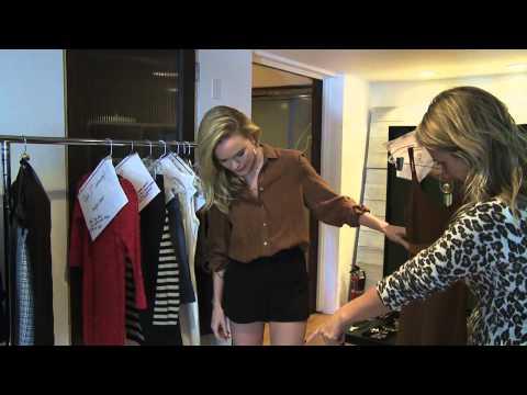 : Kate Bosworth's Press Tour
