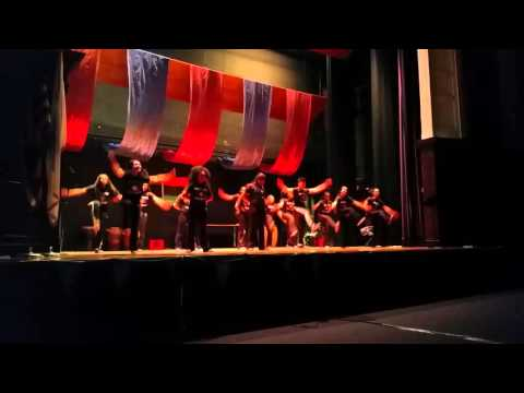 Boston Latin School Step Squad - Black History Showcase