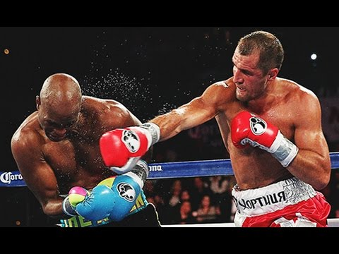 Sergey Kovalev vs Bernard Hopkins - Highlights (Kovalev Dominates Hopkins)