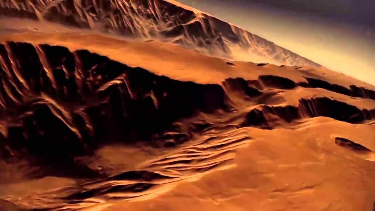 Марс 3D. Mars showcase 3D.
