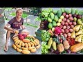 What I Eat In A Day - FRUIT ONLY!
