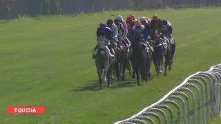 Vidéo de la course PMU PRIX DURBAR