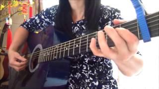 Lá thư đô thị (Guitar cover) - T.Truc