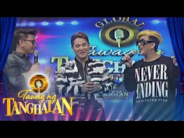 Tawag ng Tanghalan: Vice shares his memories as a fan of Regine Velaszuez