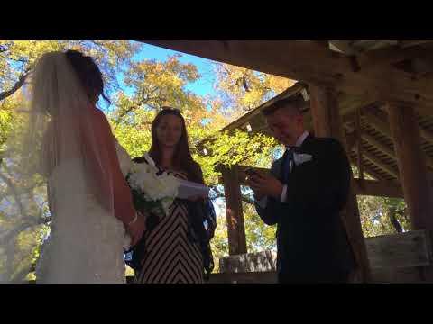 Kyle Wright and Katie Wetteland Wedding