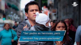 Para muchos hombres, la paternidad es una gran experiencia y enorme responsabilidad por formar individuos con valores a través del ejemplo, pero también tienen sus preocupaciones.  www.eluniversalpuebla.com.mx
