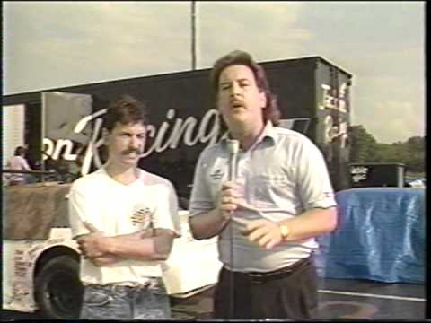 "Louisville Motor Speedway ""Let's Go Racing"" TV Show Sept. 9, 1992"