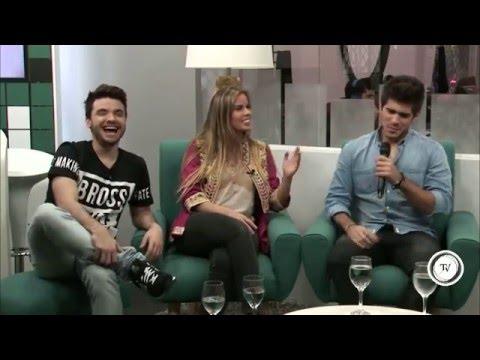 Rombai y Marama en El Observador TV