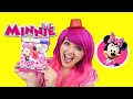 Minnie Mouse Magic Ink Coloring & Activity Book Imagine Ink | KiMMi THE CLOWN
