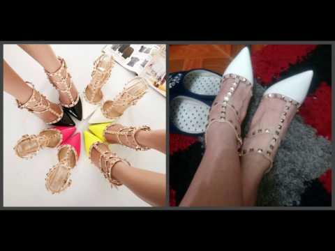 Туфли Алиэкпресс Китай с реальныими фото Мода 2017г !Shoes with Aliexpress China,many with photo