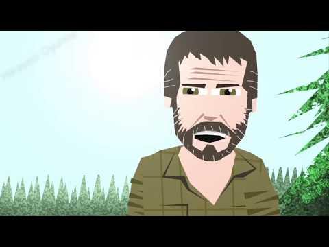 The Last Of Us Baştan Sona Hikaye Animasyonu !