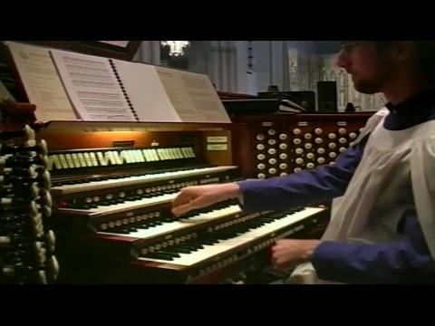 June 25, 2017: Sunday Worship Service at Washington National Cathedral