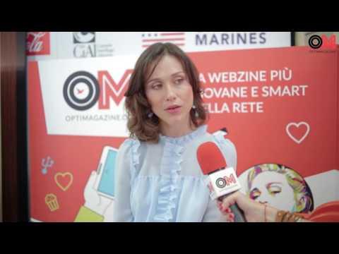 Gabriella Pession al Giffoni Film Festival 2016