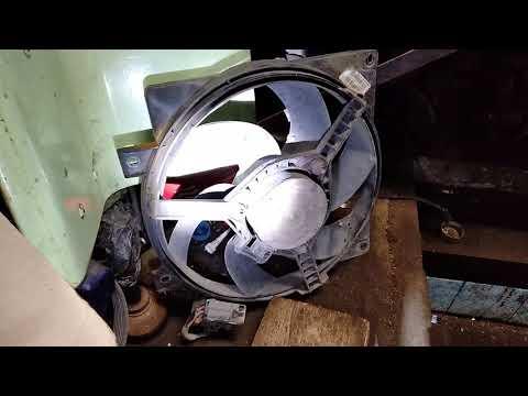 Замена радиатора охлаждения на Калине