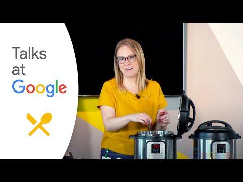 "Stefanie Bundalo: ""Quick Prep Cooking with Your Instant Pot"" | Talks at Google"