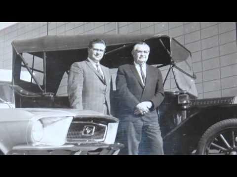 Mayor's Award: Theodore Robins Ford