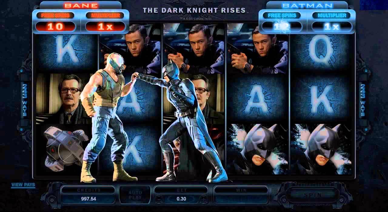 Spiele The Dark Knight - Video Slots Online