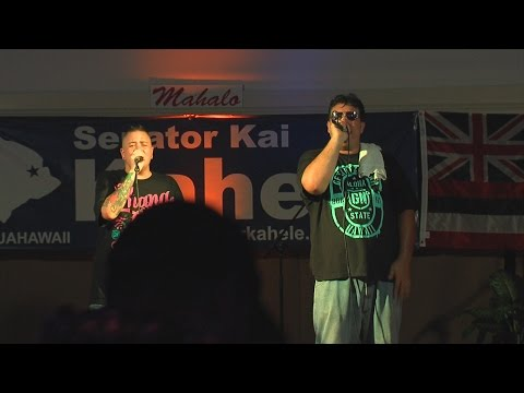 Team Kahele Celebrates State Senate Win (Aug. 14, 2016)
