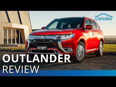 2020 Mitsubishi Outlander PHEV Review   Carsales