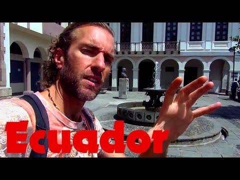 How to Travel Ecuador SUPER CHEAP! Exploring Cuenca