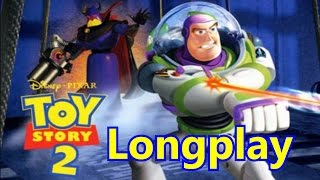 PS1 Longplay: Toy story 2 Buzz Lightyear to the rescue (PAL)