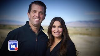 Donald Trump Jr. & Kimberly Guilfoyle talk romance and Russia