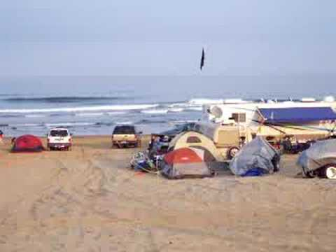 The Camp At Pismo Beach July 2008