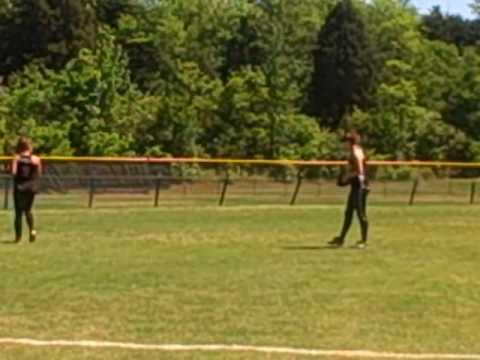 Tiffany Self - 14 Year old pitcher - Lynn AL.AVI