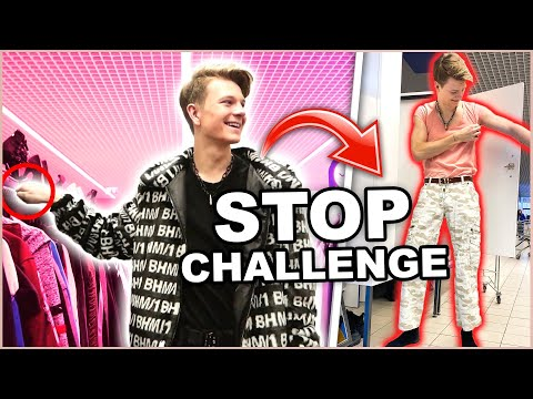 STOP CHALLENGE W LUMPEKSIE #2 😱 | Dominik Rupiński
