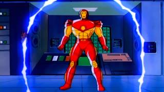 Iron Man TAS Intro 1 (1080p HD)