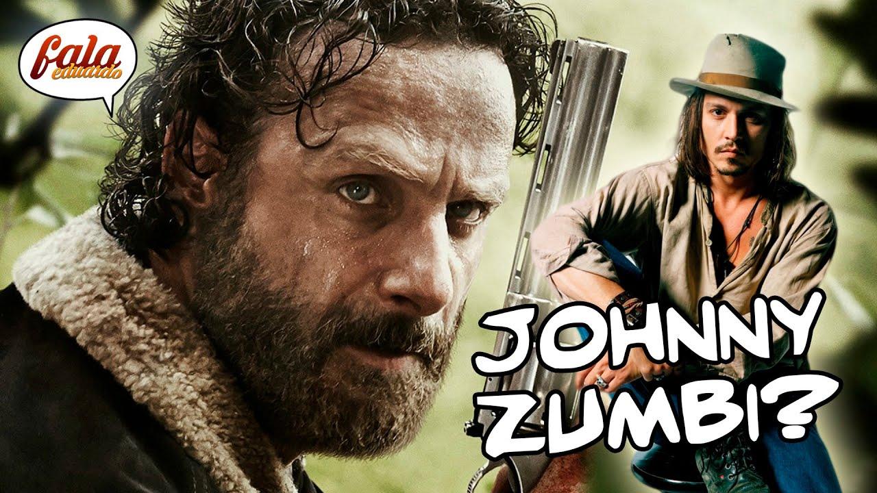 Walking Dead Johnny Depp