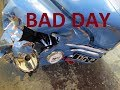 Restoration of the amazing Renault 4cv Sport part 3 (crash inside)
