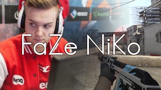 CS:GO - FaZe NiKo The Minimovie