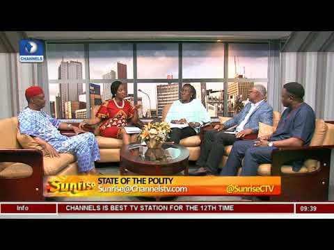 Nnaji, Nya-Etok, Oloyede Discuss State Of The Polity As Ekiti Go To Polls Pt.2 |Sunrise|