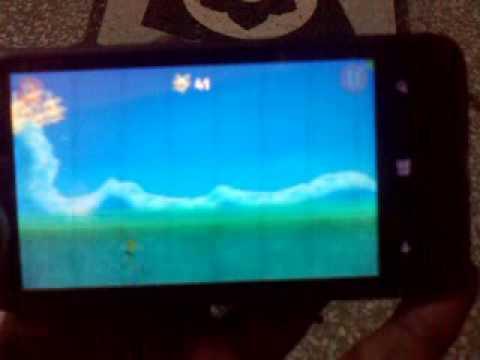 Rayman Fiesta Run game on Lumia 620 512mb Ram Cracked Xap Download Free