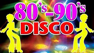 The Best Disco Music of 70s 80s 90s - Nonstop Disco Dance Songs 70 80 90s Music Hits