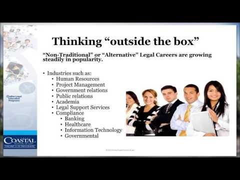FCSL LLM Programs Speaker Series: Leveraging your LLM  Degree in the U S  Legal Market