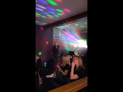 Brian Adams @ the Shanghai karaoke bar and restaurant in Romford