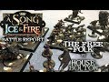 A Song Of Ice And Fire Battle Report - Ep 17 - House Bolton Vs. The Free Folk