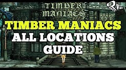 All Timber Maniacs Location Guide - Final Fantasy VIII