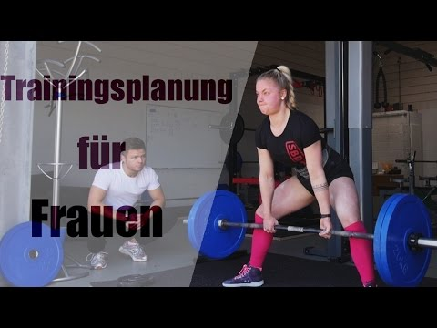 Trainingsplanung Fur Frauen Feat Julia Kunzner