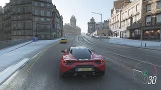 Forza Horizon 4-Ferrari 488 GTB Review 페라리 488 GTB SNOW