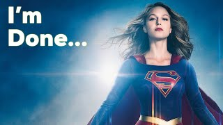 Supergirl is Awful. Don't Watch It.