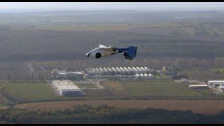 At last. 200kph AeroMobil 3.0 flying car test flight