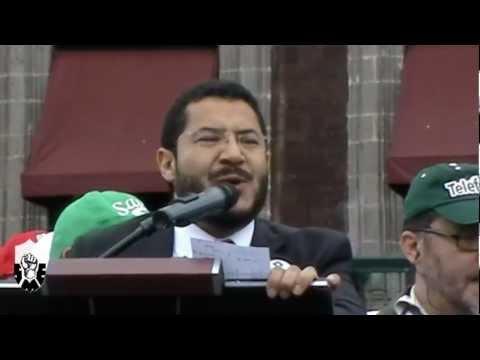 Rechazo Total a la Reforma Laboral 21 septiembre del 2012