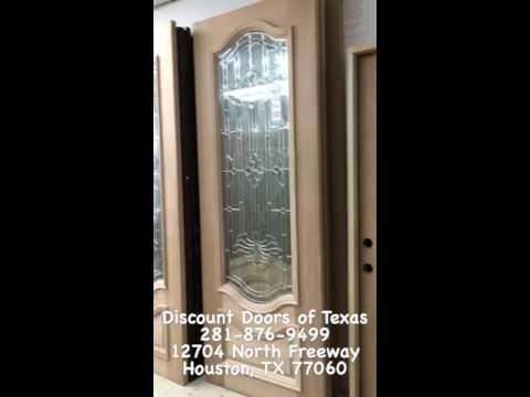 Discount Doors of Texas Showroom